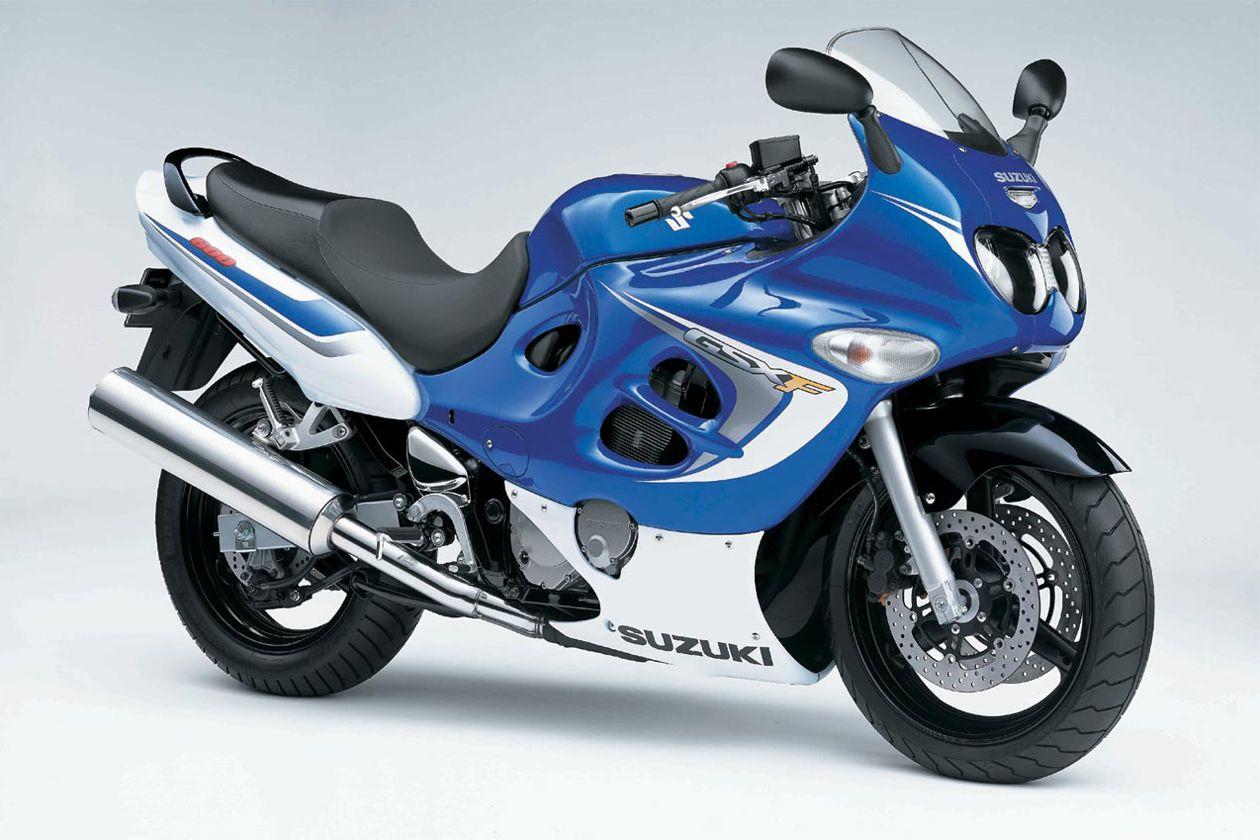 Suzuki GSX-F 600 | 2-Wheeler World | Pinterest | Suzuki gsx ...