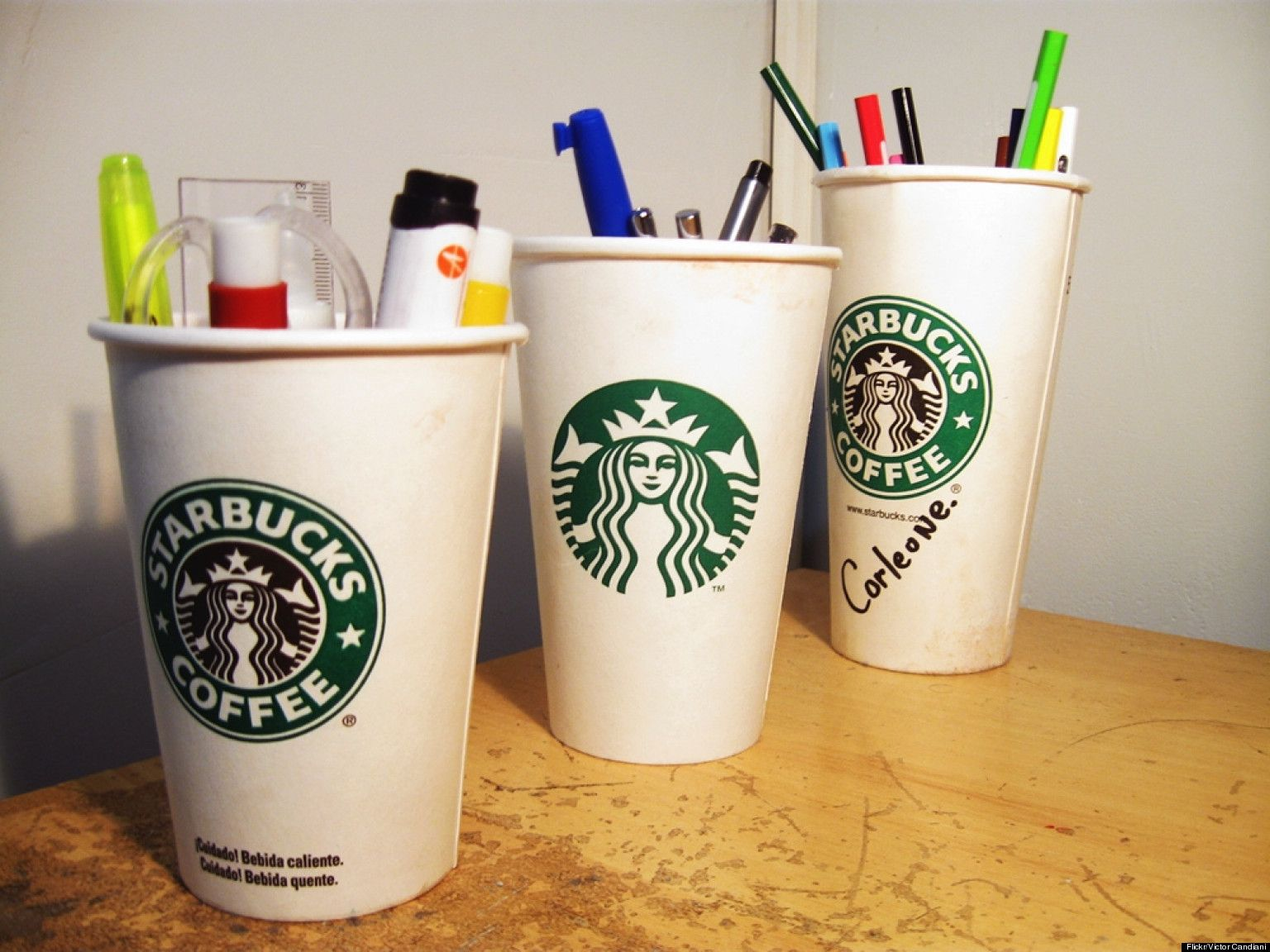 9 Ways To Reuse Paper Coffee Cups | Coffee cups, Reuse, Paper