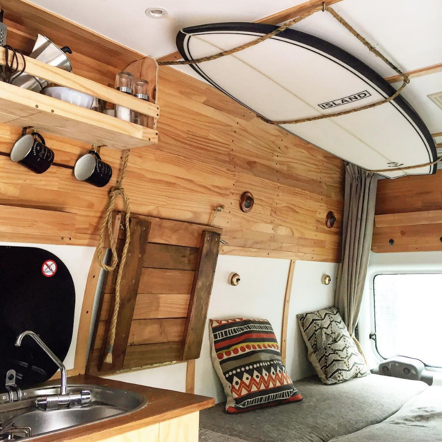 Photo of Van Life.. Shop our travel collection over at our Beach Boutique .