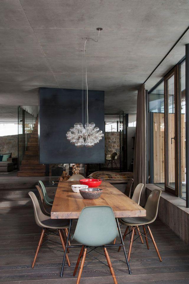 Salle à manger deco, 6 photos pour s\u0027inspirer Salons, Interiors