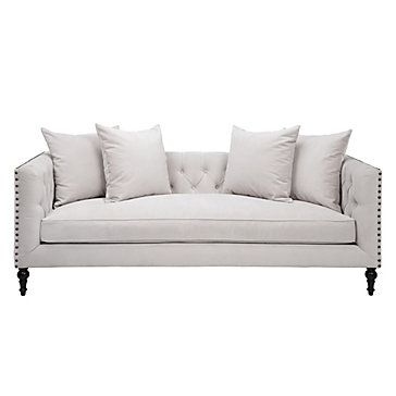 Pinners Are Already Loving Our New Roberto Sofa $1,299 #ZGallerie