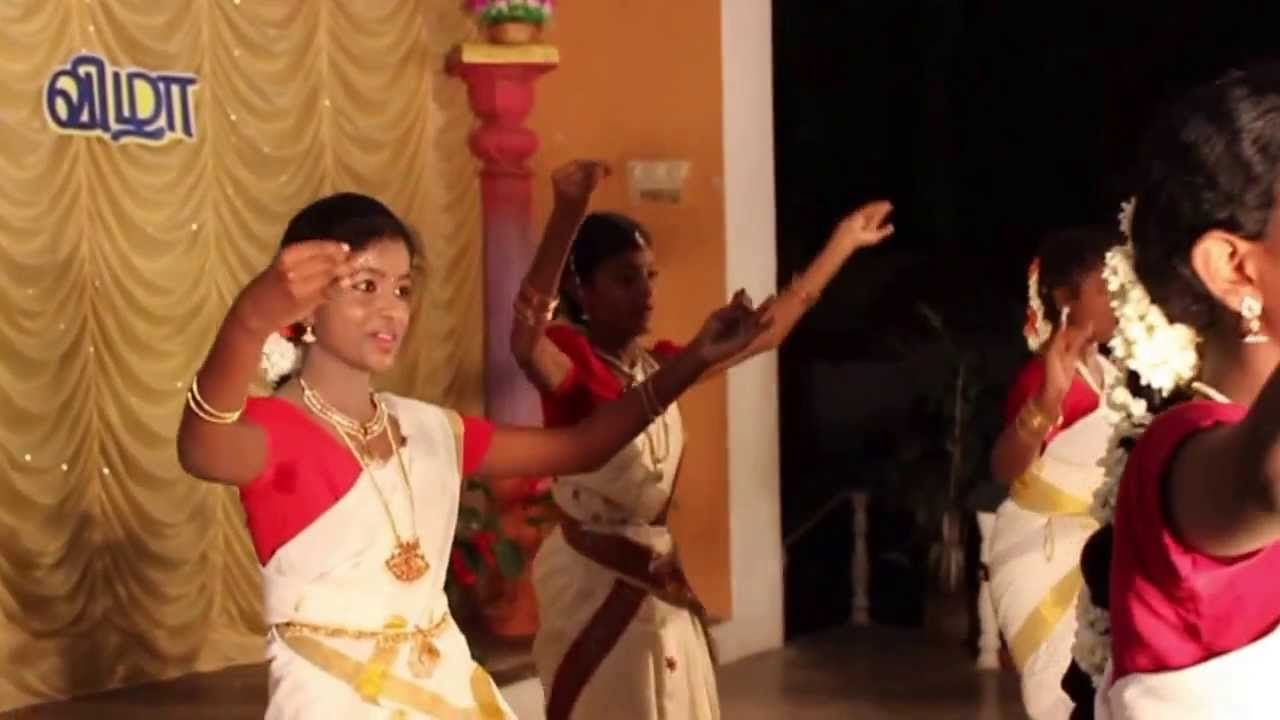 Fr  Doss,Cap  Tamil Catholic Dance Song | Christian carnatic