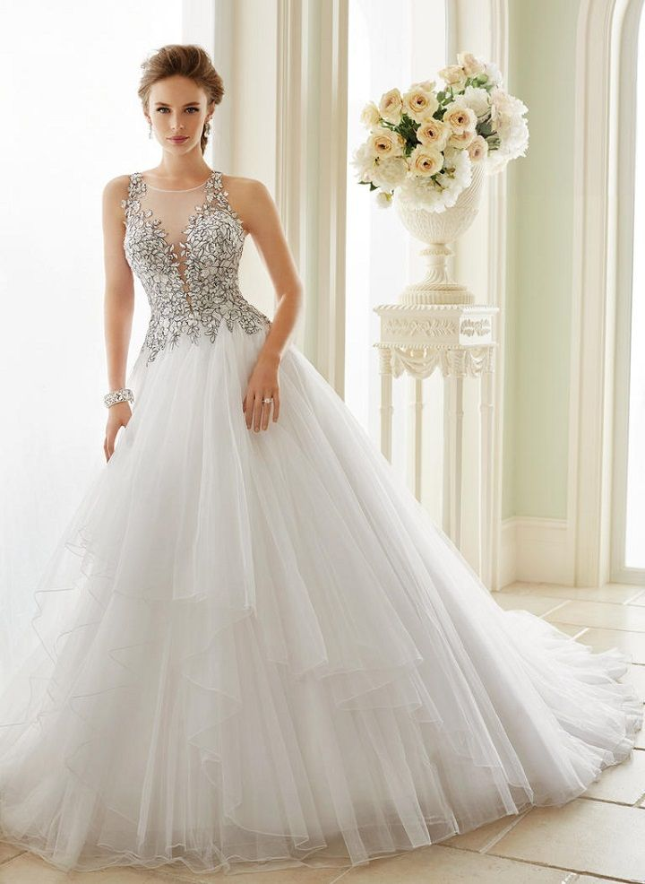Sophia Tolli Wedding Dresses Spring 2017 Bridal Collection