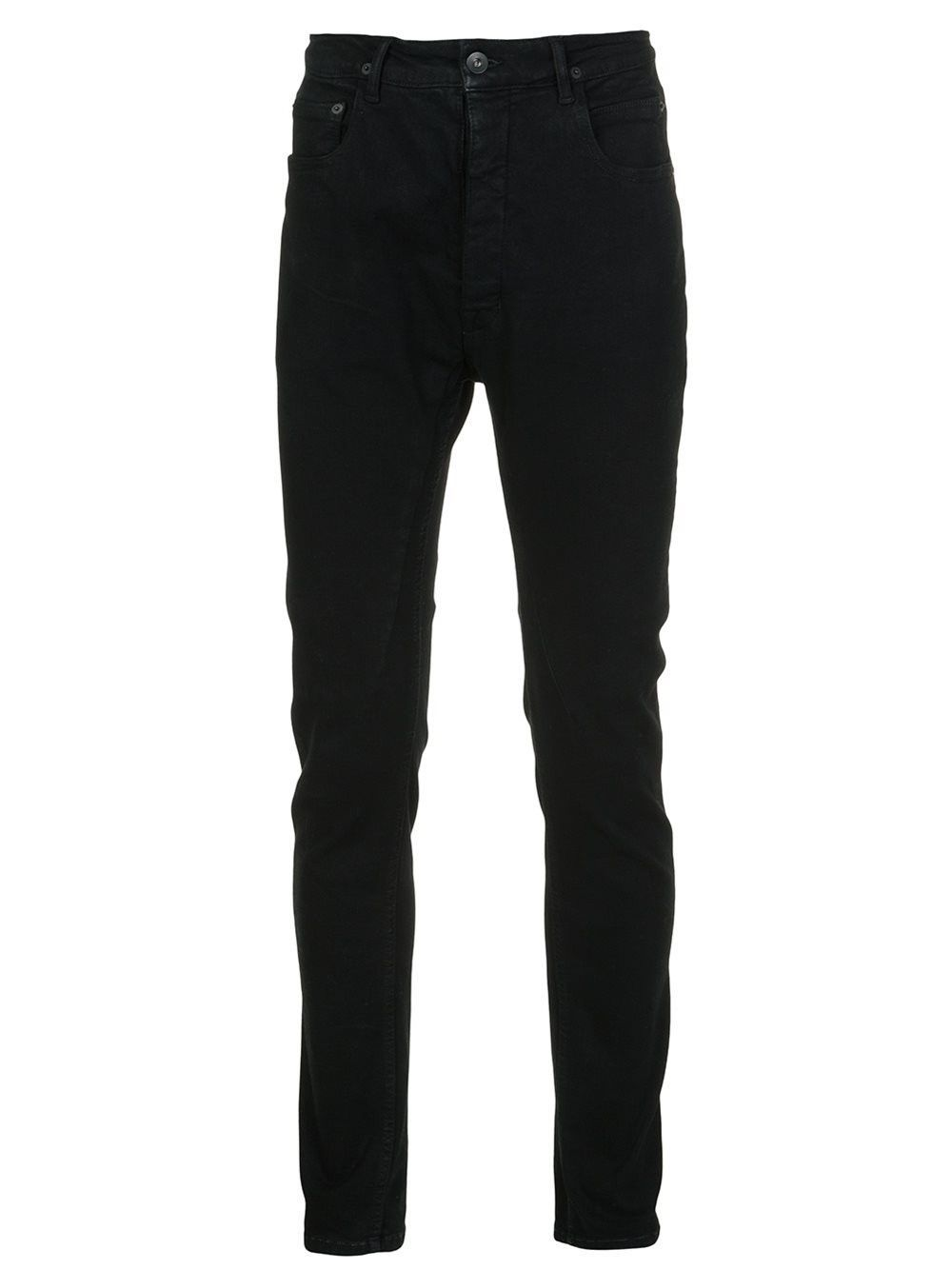 Berlin Matte Black Jeans | Matte black and Products