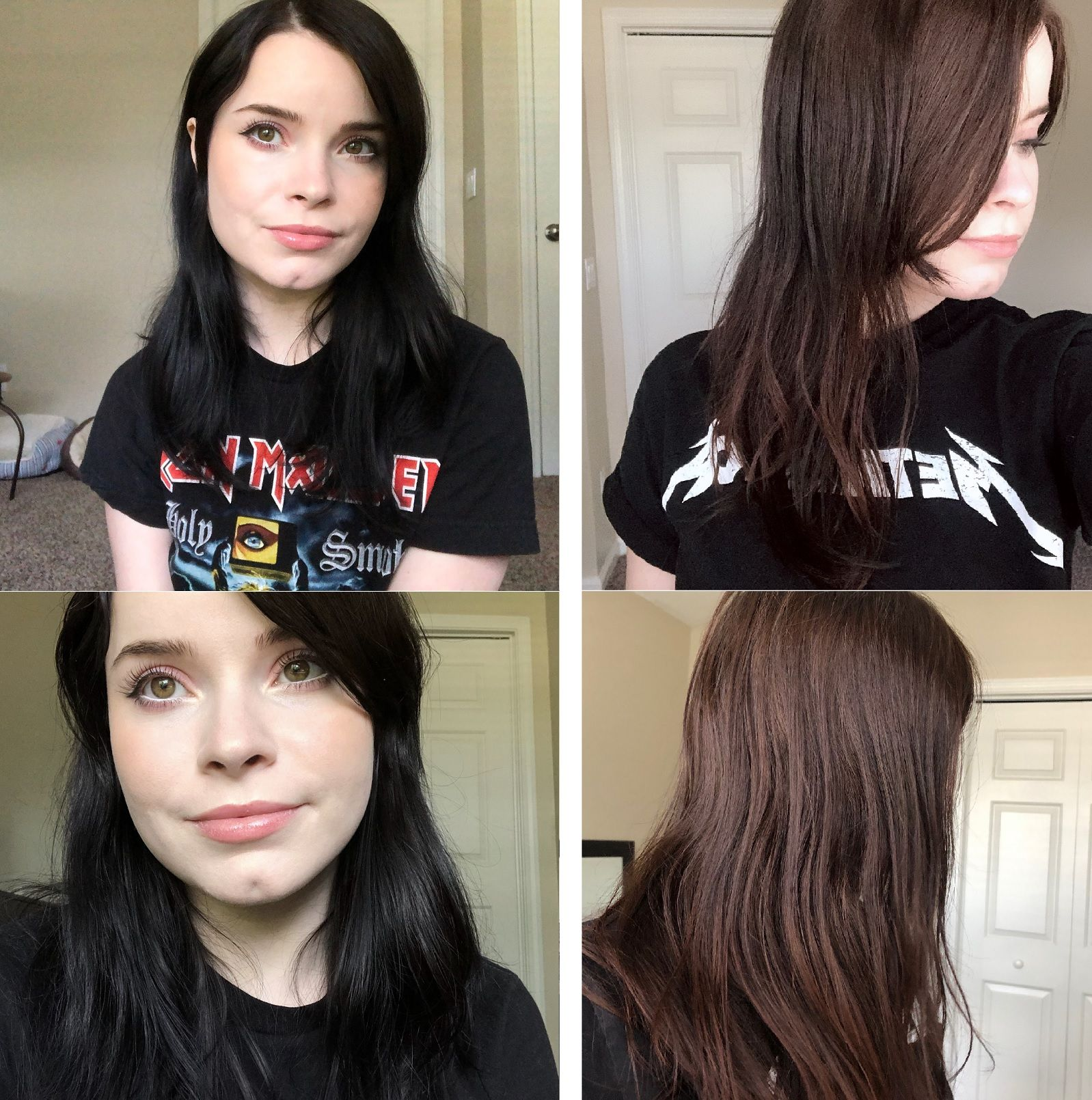 Pin By Kimmy Lampart On Hair Color Ideas Hair Dye Removal Hair Color Remover Stripping Black Hair Dye