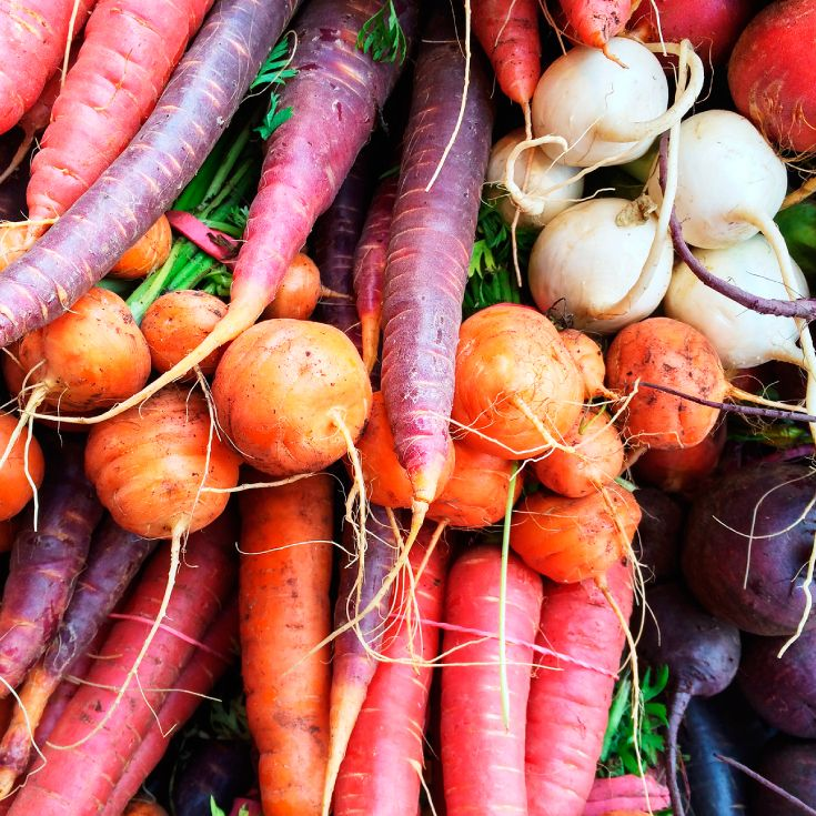 Root Vegetables: Top 10 Root Veggies To Replace Grains