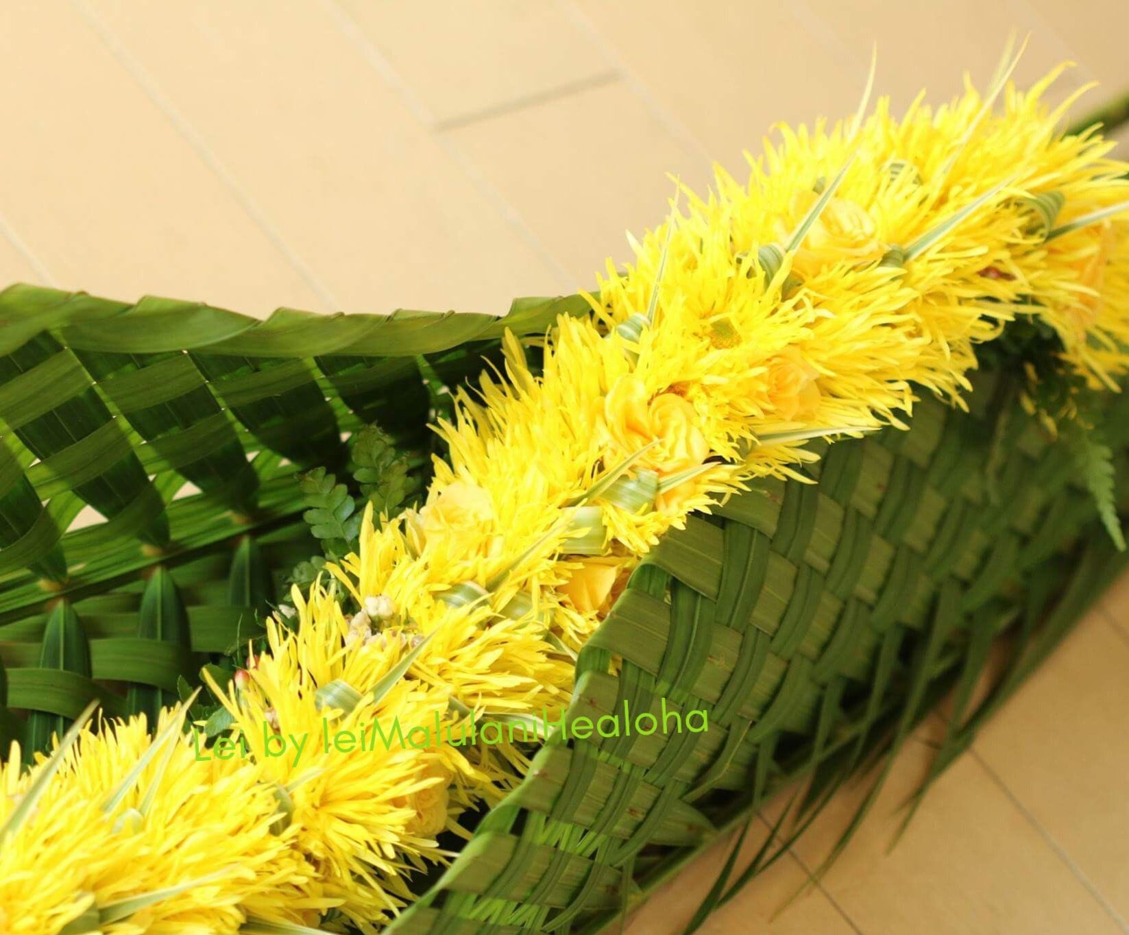 Beautiful japanese sagakiku lei leis of aloha pinterest leis beautiful japanese sagakiku lei izmirmasajfo Images