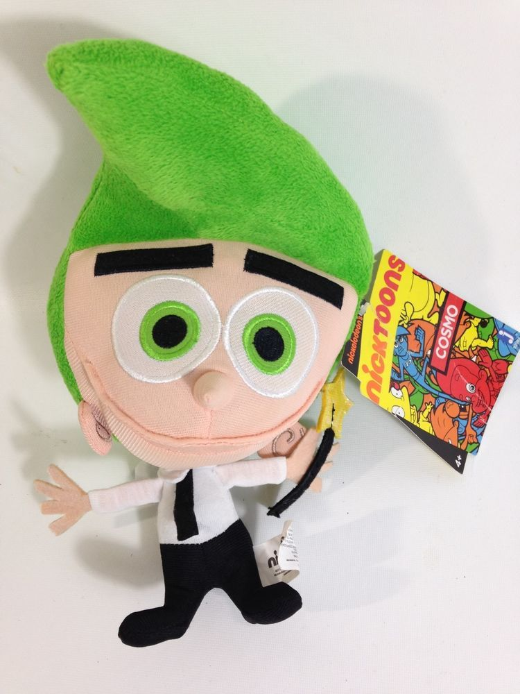 Fairly Odd Parents: Timmy as Cleft The Boy Chin Wonder ...  Fairly Oddparents Toys