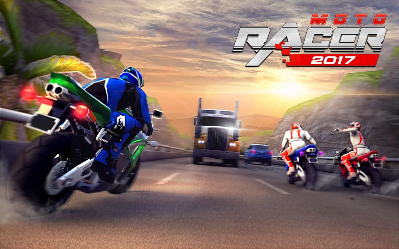 Moto Racer 2017 Is The Latest Bike Racing Game Which You Can Drive A Motorbike And Avoid Traffic Cars And Trucks Wh Racer Clash Of Clans Clash Of Clans Attacks