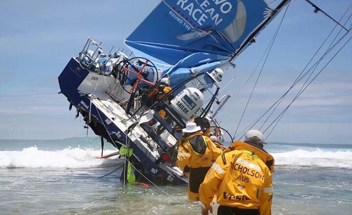 Vestas Volvo Ocean Race 2014