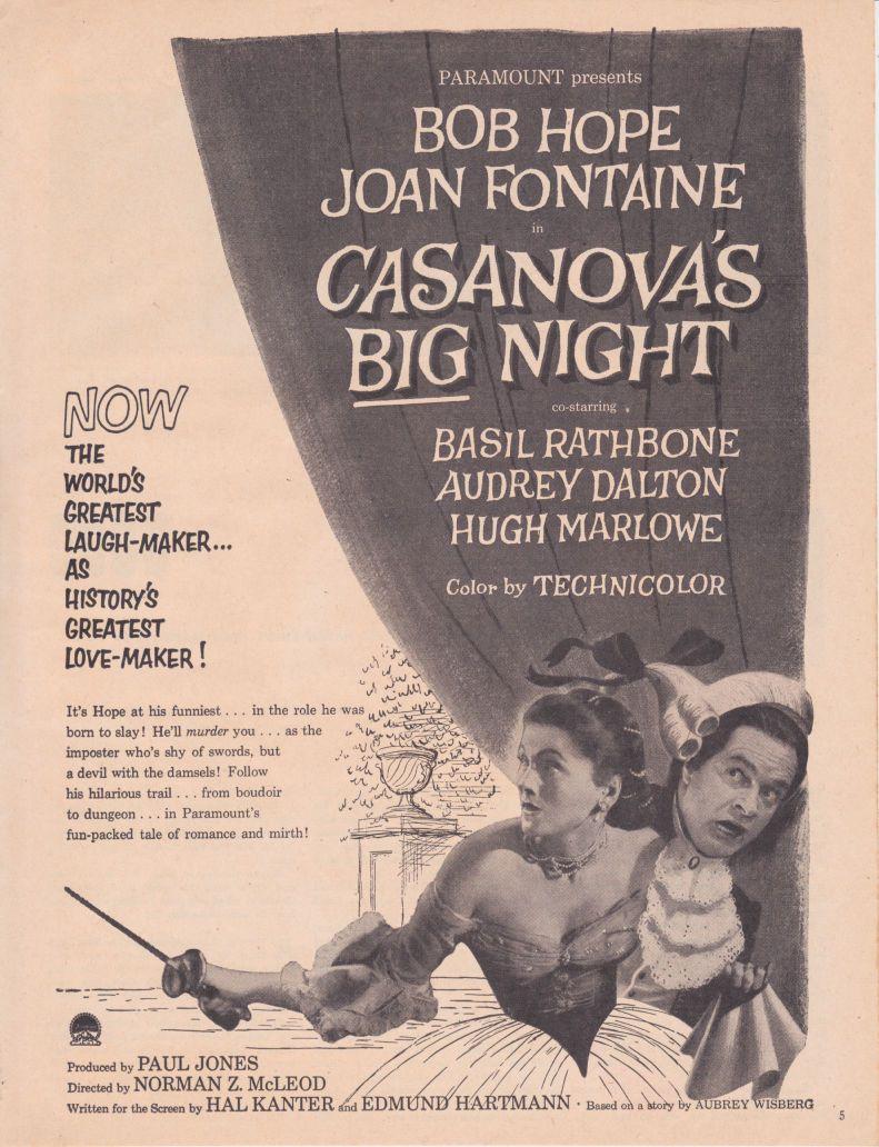 Download Casanova's Big Night Full-Movie Free