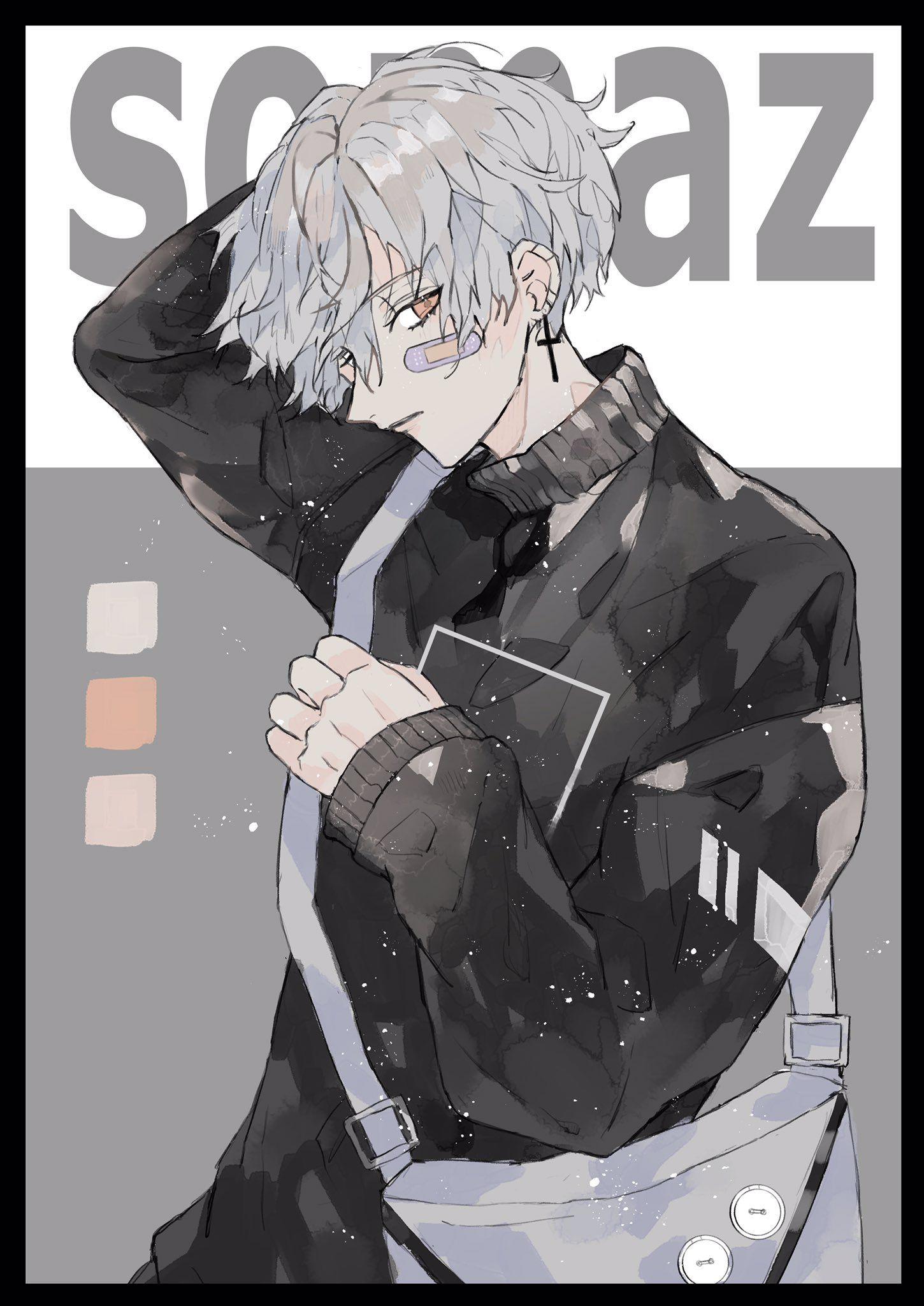 「Somaz」おしゃれまとめの人気アイデア|Pinterest|kio【2020】 イラスト, アニメ 男性