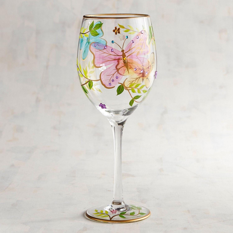 Jem wine glass