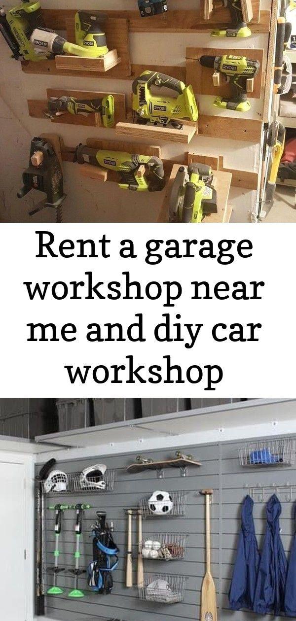 Rent A Garage Near Me and Diy Car