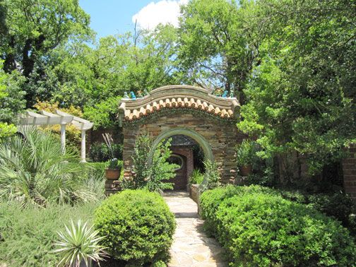 Chandor Gardens in Weatherford, Texas | Gardens and Beautiful ...