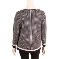 Photo of Faber Woman – Gepunkteter Pullover