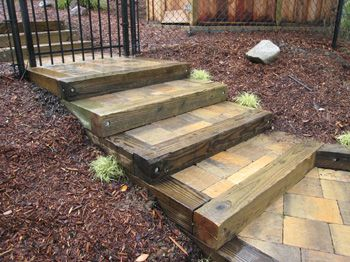 Pin by shaney lilley on outside ideas | Outdoor stairs ...