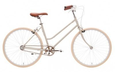 Lite 15 Ivory L Commuter Bicycle White Bike Bicycle