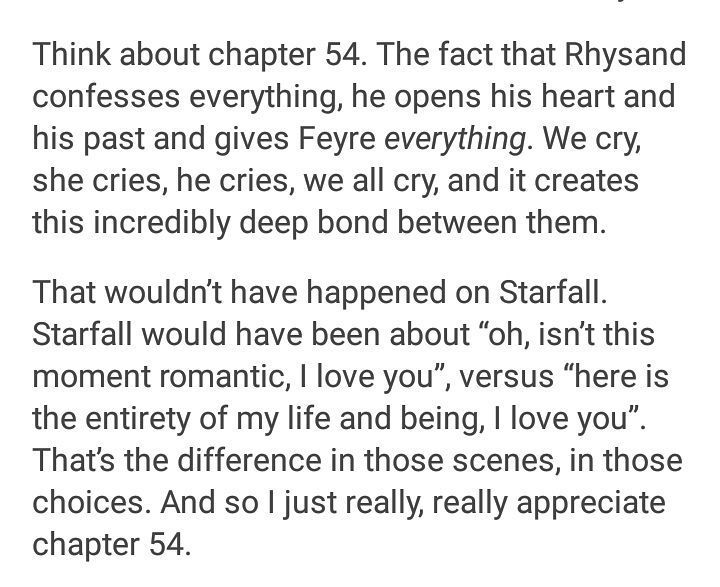 This Honestly Made Me See The Starfall Scene Differently And I