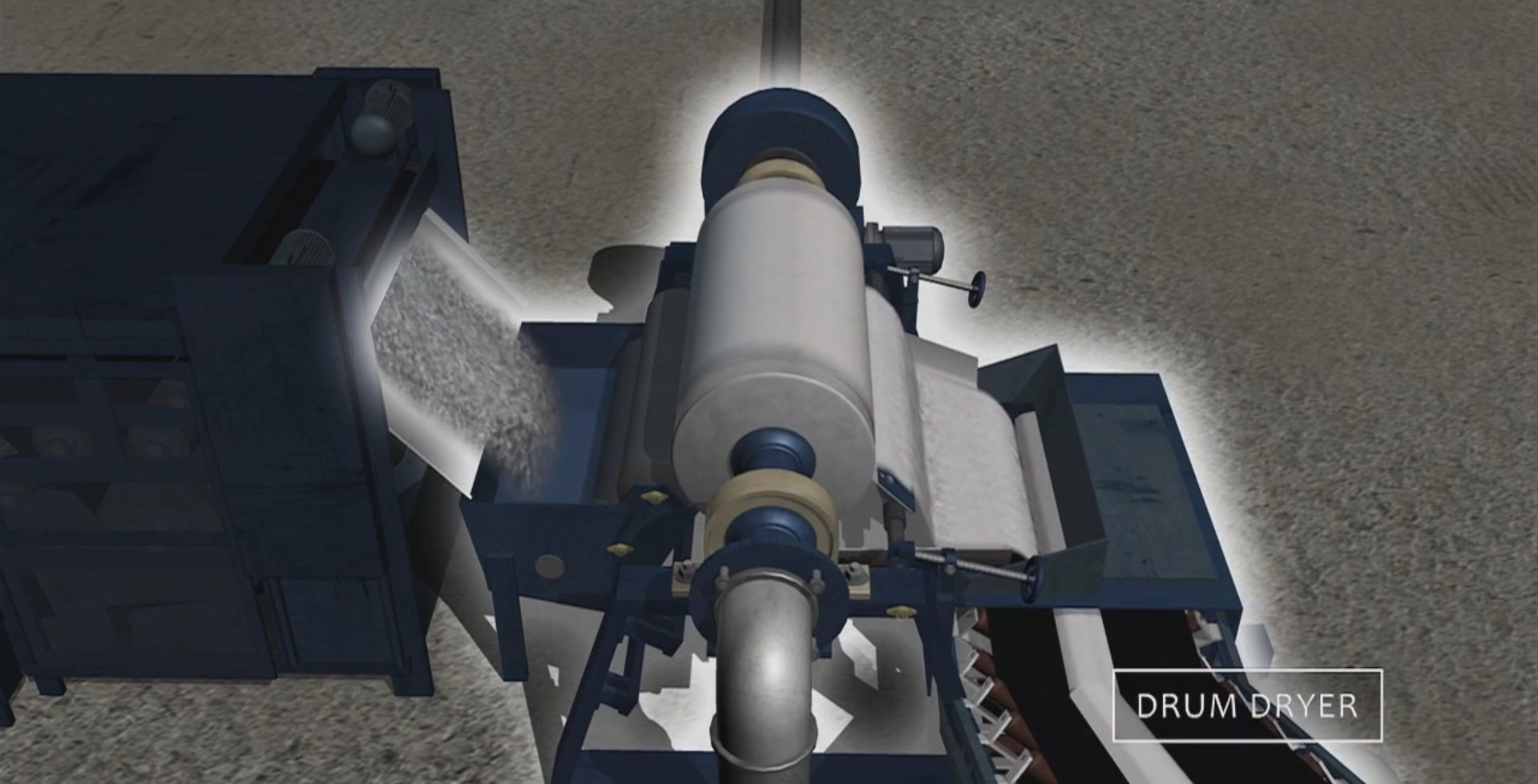 The Lithium Extraction Process - Educational 3D Video - 3D Rendering 10