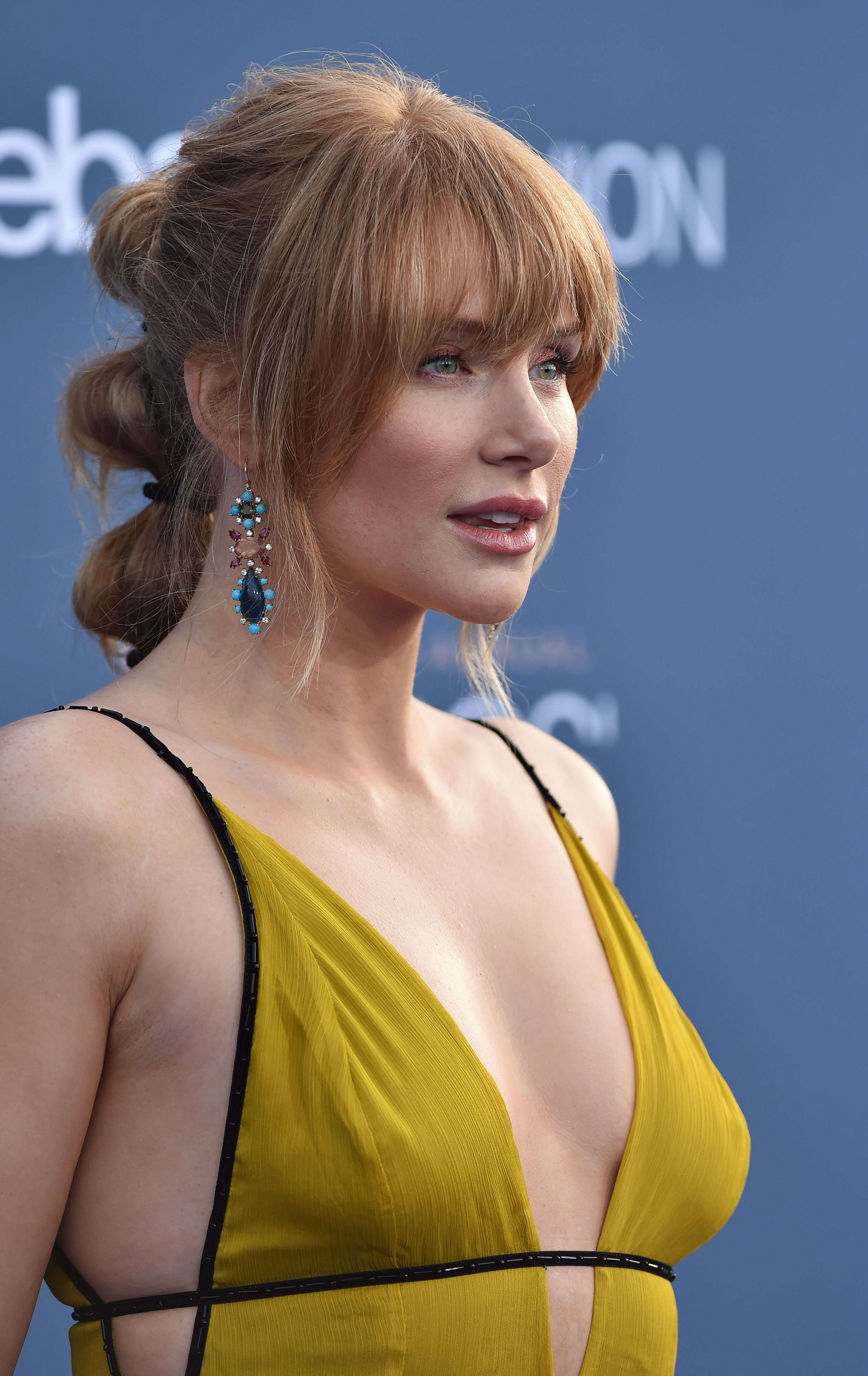 Cleavage Bryce Dallas Howard nude photos 2019
