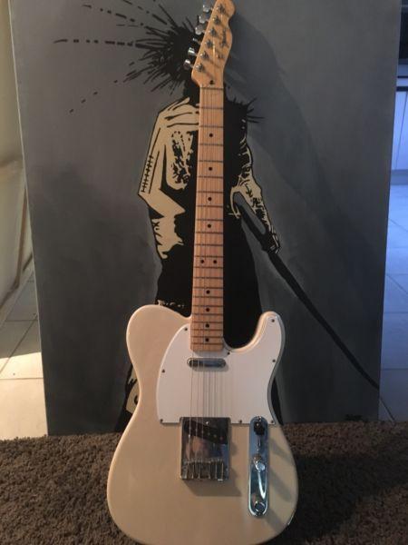 Fender Telecaster Mij Guitars Amps Gumtree Australia Melbourne City West Melbourne 1111521764 Fender Telecaster Telecaster Guitar Amp