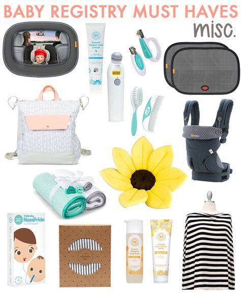 Baby Registry Must Haves Baby registry and Babies - baby registry checklists