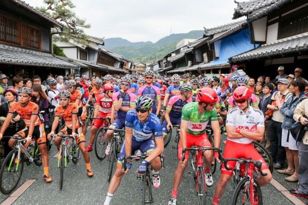Tour of Japan 2014 Stage 2