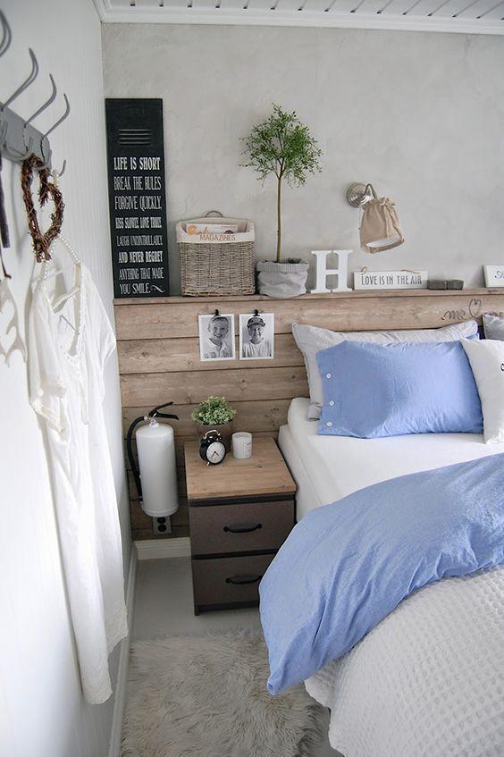 Dormitorios pequeos Bedrooms Interiors and Room