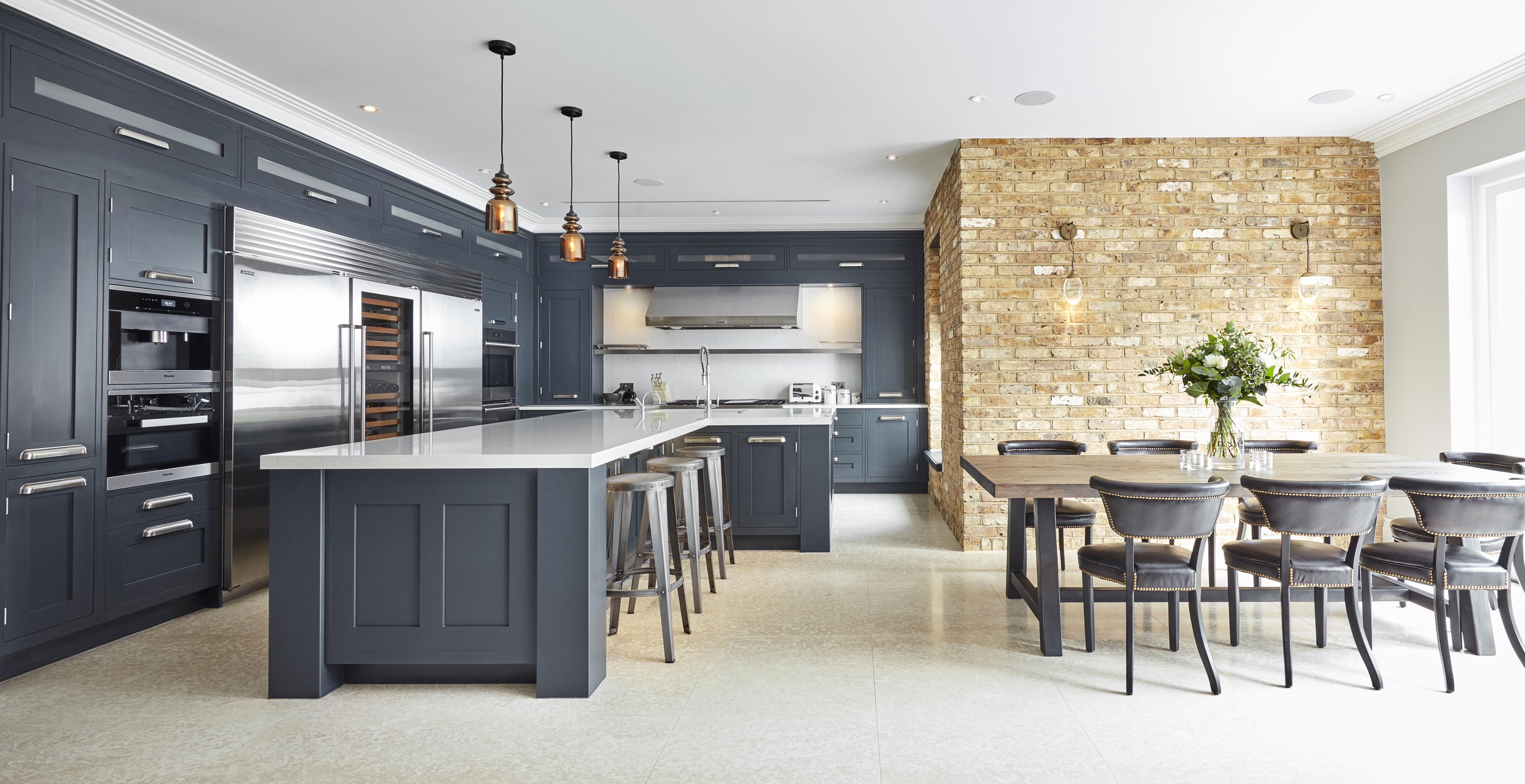Luxuriöses Küche Designs LuxusKüche Designs Muster in