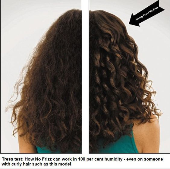 Living Proof No Frizz Hair Products Founded By Professor Robert Langer Of The Massachusetts Institute Of Technol Curly Hair Tips Frizzy Wavy Hair Hair Frizz