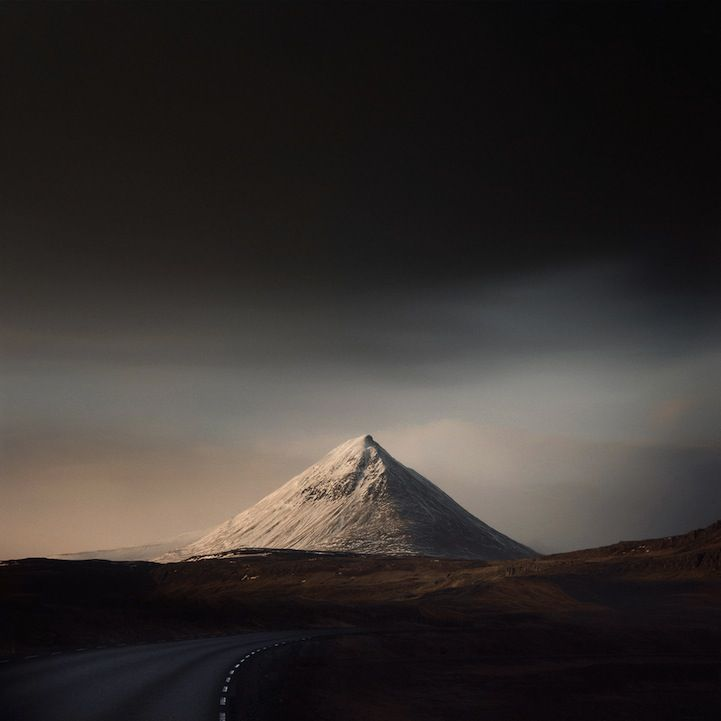 Dramatic Landscapes of Iceland through an Infrared Lens - My Modern Metropolis