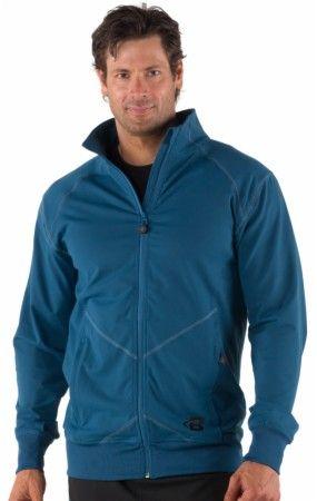 860e66dc079 Bodybuilding.com Clothing B-elite Torque Track Jacket - Moroccan Blue - Xxl