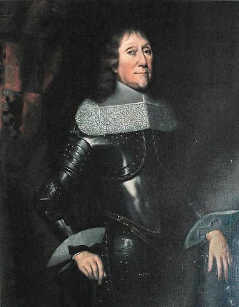 Owners from the Hoensbroech family  Adriaan (born 1589, owner since 1631, died 1675)