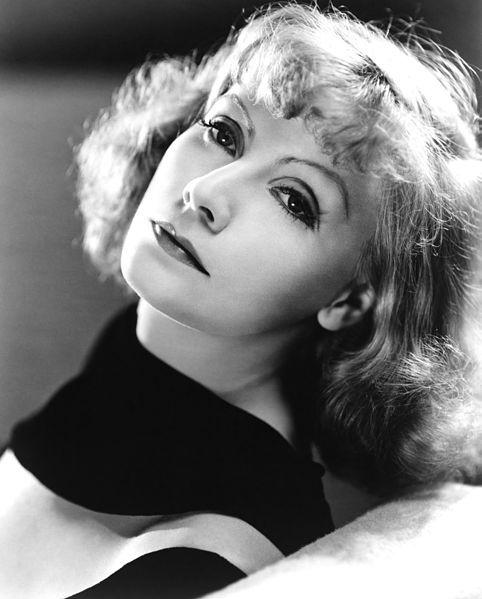 Publicity photo of Greta Garbo for film Susan Lenoxca. 1931