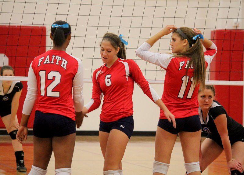 Grapevine Faith Varsity Volleyball 2012 One Heart Sports Jersey Jersey Sports