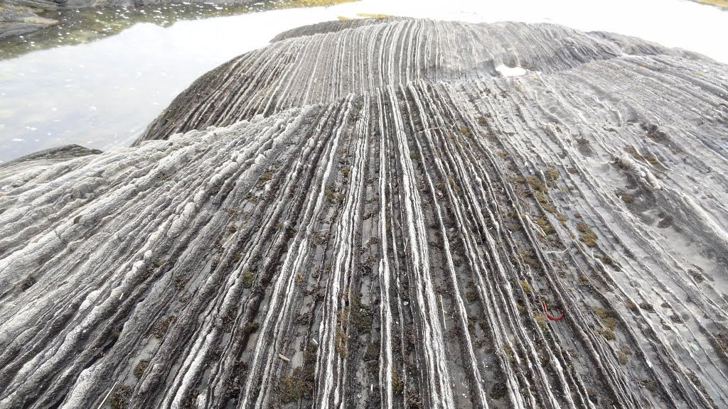 Image result for glacial striations