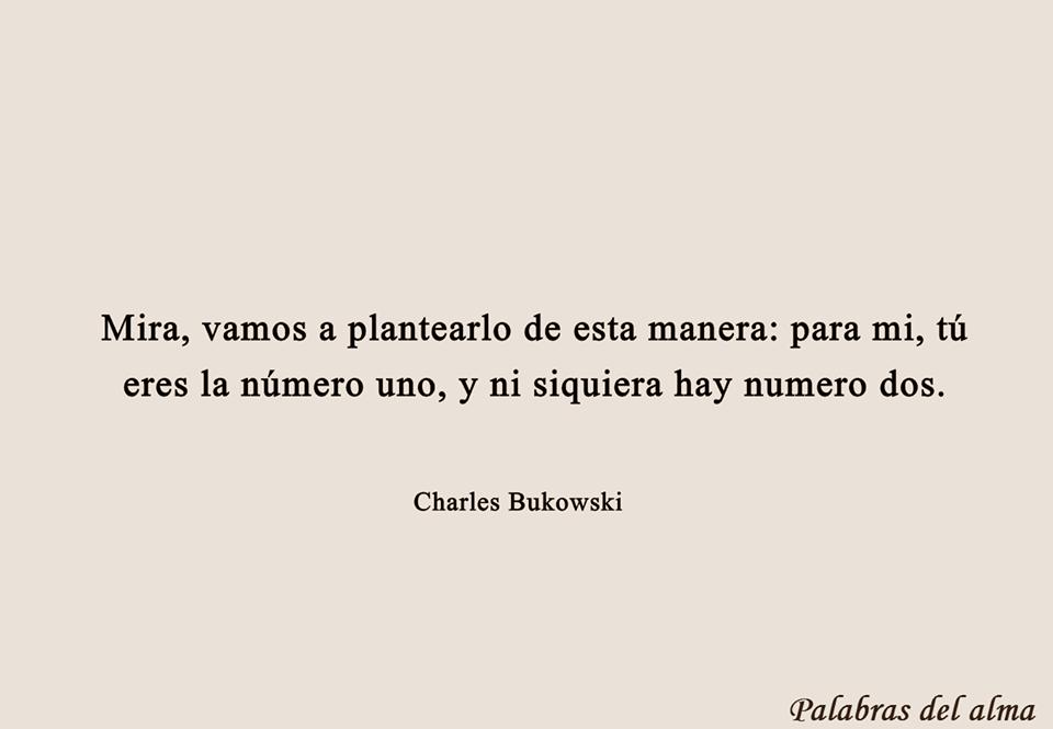 Poemas De Charles Bukowski Sobre El Amor Pin En El Amor Ideal