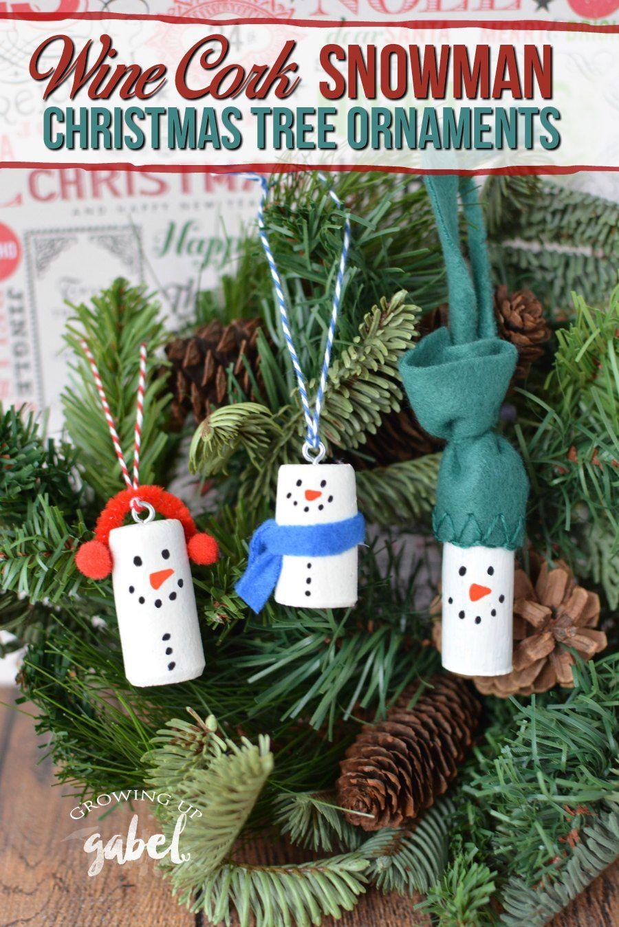 Christmas Wine Cork Crafts 11 Christmas Diys That Ll Make You Go