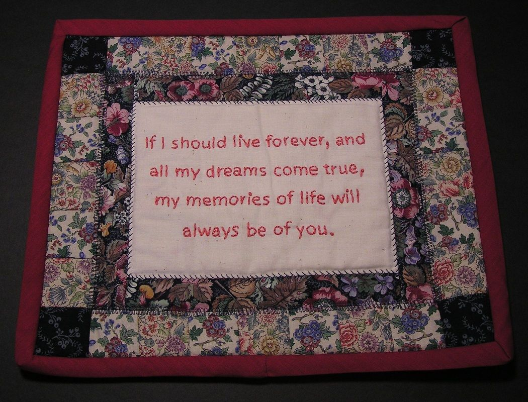 quilt labels sayings - Google Search | Quilting | Pinterest ... : memorial quilt quotes - Adamdwight.com