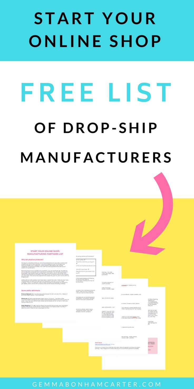 How to Create Your Own Product Line with Dropshipping