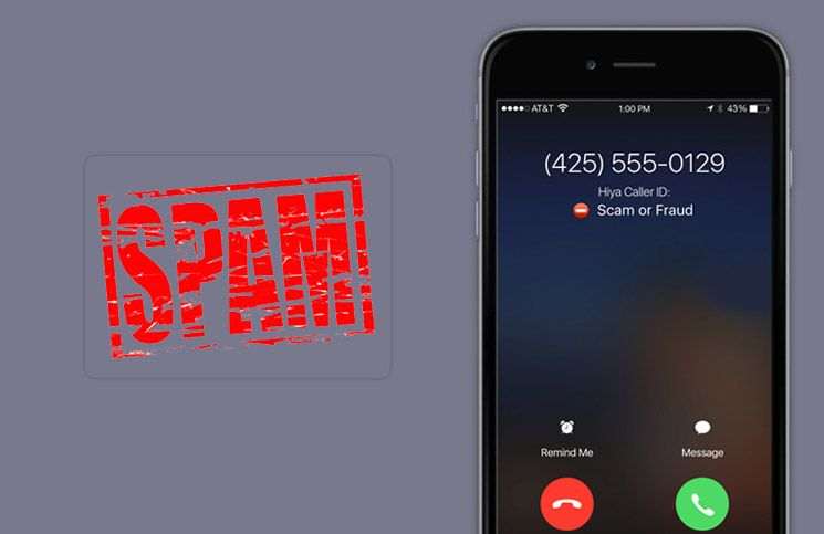 How to block spam phone calls on iphone or ipad phone