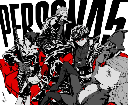 Protagonist (Persona 5) in 2020 (With images) Persona 5