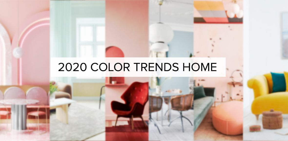 Top 2020 Color Trends Home Discover The Ultimate Color Guide Design Color Trends Trending Decor Kitchen Design Trends