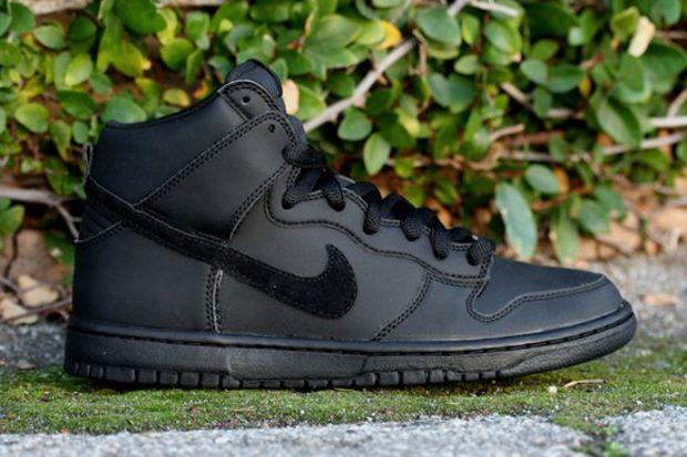 Nike Sb Dunk High Waterproof Sneakers Men Fashion All Nike Shoes Nike Sb Dunks