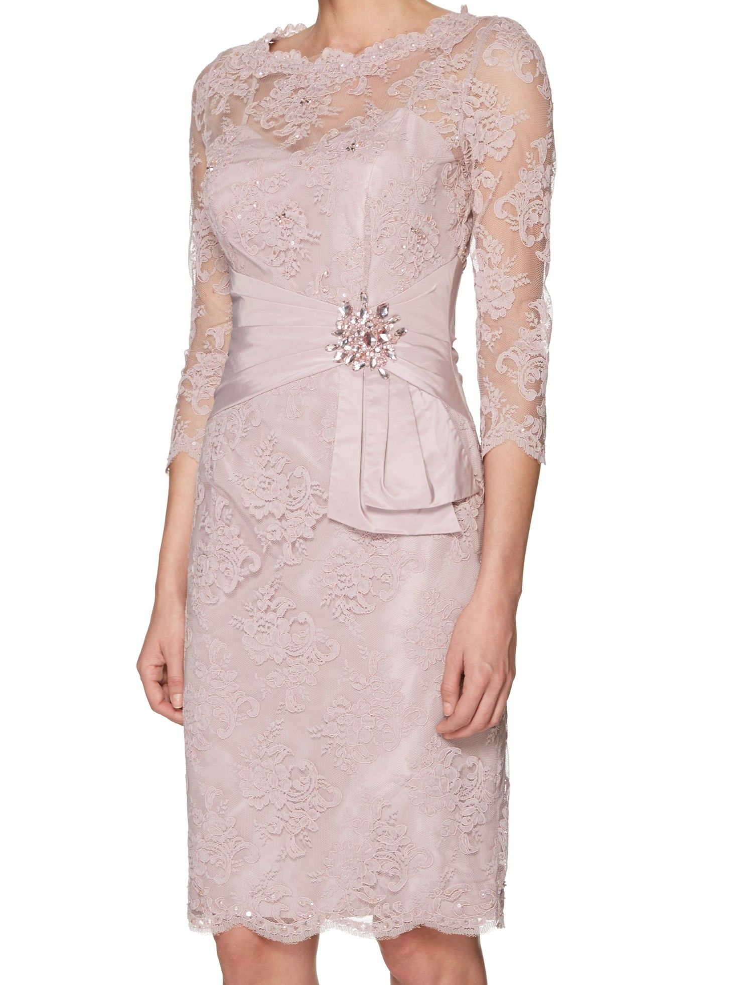 Bridesmaid and mother of the bride dresses from Anoushka G ...