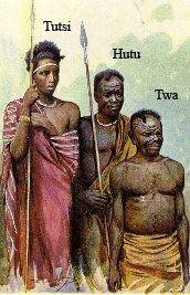 History of Hutu – Tutsi Relations
