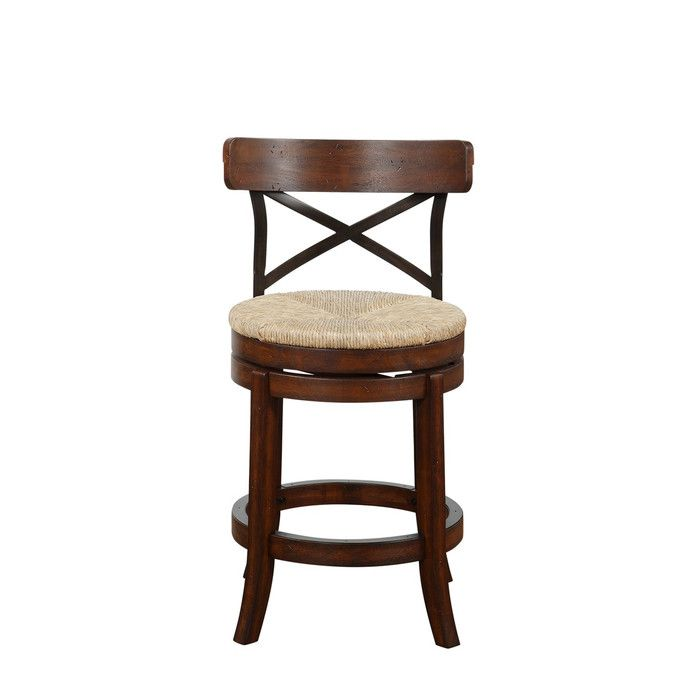 Lovely 24 In Bar Stools with Back