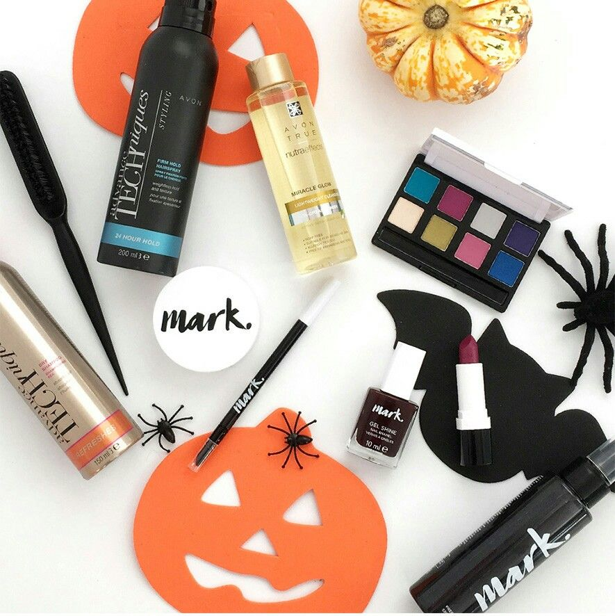 The Halloween ensemble from Avon, Create your look here