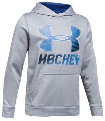 Under Armour Men S Ua Hockey Wordmark 2 0 Hoodie Hoody Sweatshirt Gray Xxl Under Armour Sweatshirts Sweatshirts Hoodies